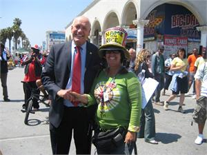 Bill Rosendahl L.A. City Councilman, Venice Beach California JUNE 12, 2008