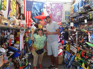 Los Angeles Clippers 43 Brian Cook in my shop july 19, 2013