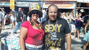 RON JEREMY AUGUST 31, 2011