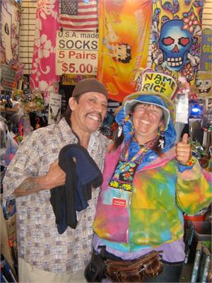 DANNY TREJO ACTOR MAY 13, 2012
