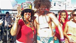 "REDFOO LMFAO ""SEXY AND I KNOW IT"" AUG 29, 2011"